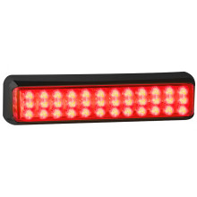 LEDAUTOLAMPS LED Rear Stop/tail and Indicator assembly, with 72 round LEDs.