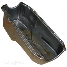 Plain Small Block Chevy Oil Pan