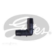 GATES PLASTIC HOSE CONNECTOR ELBOW 38  - Sold Individually
