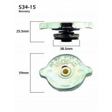 CPC Auto Components Radiator Cap SP05476
