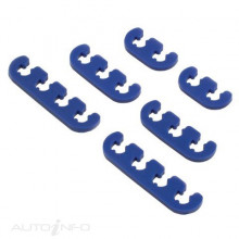 SPECTRE Wire Dividers Deluxe Blue, Suit 6-8mm Igntion Wires