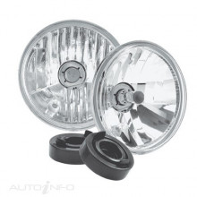 HALOGEN HEADLAMP - H4 CONVERSION KIT - 5 3/4 HIGH/LOW BEAM FREE FORM