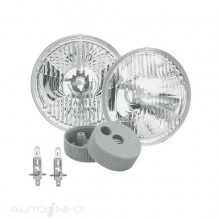 HALOGEN HEADLAMP - H1 100W CONVERSION KIT - 5 3/4 HIGH BEAM FREE FORM