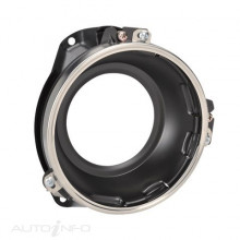HEADLAMP HOUSING OPEN BACK - 5 3/4 146MM