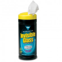 Invisible Glass Cleaner Wipes 28 Canister
