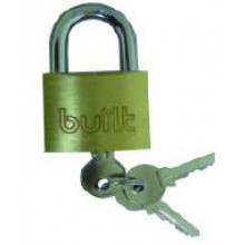 Built Brass Padlock HD 60mm