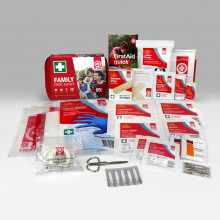 677408 FAMILY FIRST AID KIT