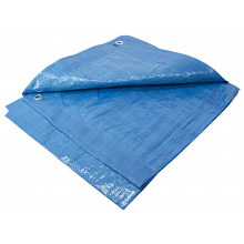 POLY TARP 5FT X 7FT 90GSM BLUE BT0507 PTB0507