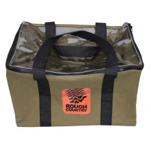 Rough Country 406gsm Clear Top Canvas Storage Bag Large RCSB01L