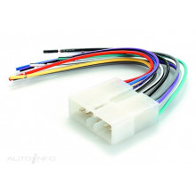 Stereo Wiring Harness Wire-in