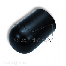 Blanking Cap - Water Applications - 13mm 12 ID EPDM Rubber