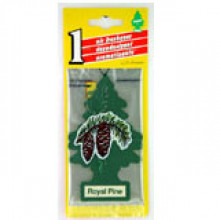 AIR FRESHENER LITTLE TREE ROYAL PINE EIP10101
