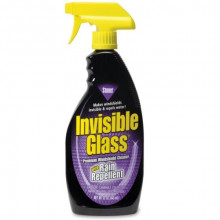 INVISIBLE GLASS CLEANER W/RAIN REPEL TRIGGER 643ML 92184