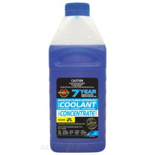 BLUE OEM APPROVED COOLANT CONCENTRATE 1L