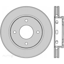 Front Rotor