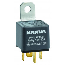 RELAY 12V 4PIN 40A BLISTER PACK 1