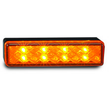 LEDAUTOLAMPS LED Rear Indicator lamp, with 8 square LEDs.