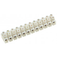 TERMINAL CONNECTOR STRIP 8B&S BLISTER PACK 1