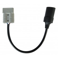 50A CONNECTOR WITH 12V SOCKET
