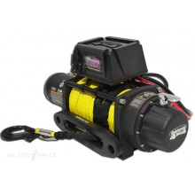 ELECTRIC WINCH 12000LBS SYNTHETIC CABLE
