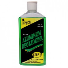 California Custom Hi-Tech Aluminium Deoxidiser 355ml