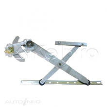 WINDOW REGULATOR FRONT LH