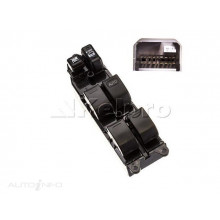Door Power Window Switch - Front