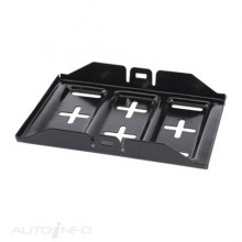 METAL BATTERY TRAY SMALL