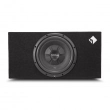 R2S-1X12 12IN PRIME SUBWOOFER SHALLOW ENCLOSURE 500W MA