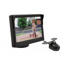 """PARKMATE RVK-50 5"""" MONITOR & CAMERA PACKAGE"""