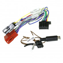 APP9KE5 KENWOOD TO ISO WITH PATCH LEAD