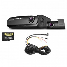 F770 SERIES FULL HD 2CH WIFI GPS DASH CAM 16GB