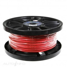 MAXCOR 8AWG SILICON RED CALBE (50)