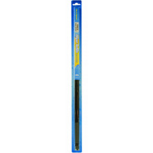 NuVision Wiper Blade Refill 6/8Mm Plastic Back Green Pair 610Mm