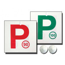 DOUBLE SIDED SPEED RATED P PLATES