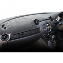 Black with Airbag Flap