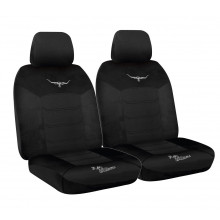 RM WILLIAMS MESH SEAT COVERS BLACK 30