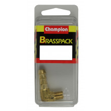 Champion Parts Male Hose Barb 3/16in x 1/4in SP75252