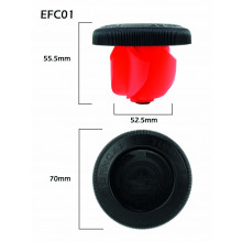 Emergency Fuel Tank Cap