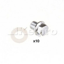 SUMP PLUG 12MM -1.25 KSP1041  - Sold Individually