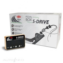 THROTTLE CONTROLLER S- DRIVE MAZDA