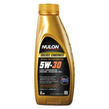1L NULON FULL SYNTHETIC 5W-30 LOW EMISSION DIESEL ENGINE OIL