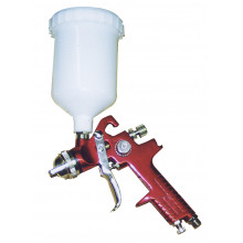 SPRAY GUN GRAVITY FEED 2.0MM NOZZLE 600ML POT PB-04695