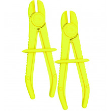 SMALL LINE CLAMP STRAIGHT SET - 2PC