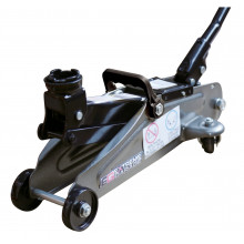 1400KG HYDRAULIC TROLLEY JACK 135-330MM