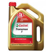 Castrol TRANSMAX Z Full Synthetic Automatic Transmission Fluid - 4L