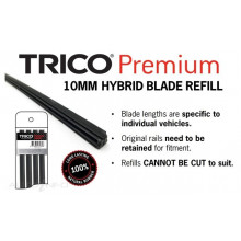 Trico Refill 10mm 17  425mm 4 Pack