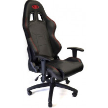 OFFICE/GAMING CHAIR WITH RED SAAS LOGO