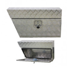 BOXKING Under Ute Aluminium Tool Box 750mm Left