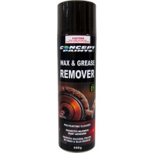 Concept Paints Wax & Grease Remover 400G